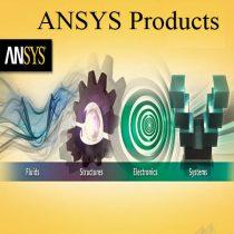 دانلود ANSYS Products 18.1 نرم افزار شبیه ساز و تحلیل مهندسی