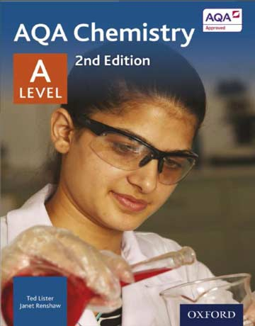 دانلود AQA Chemistry A Level Student Book 2nd Edition شیمی عمومی لیستر Lister
