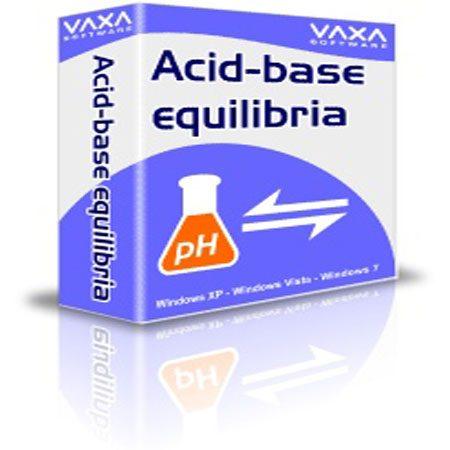 دانلود Acid-base equilibria 1.9.2 نرم افزار تعادل اسید و باز و محاسبه pH