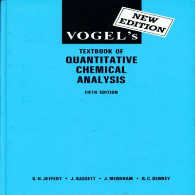 دانلود کتاب Vogel Textbook of Quantitative Chemical 5th edition