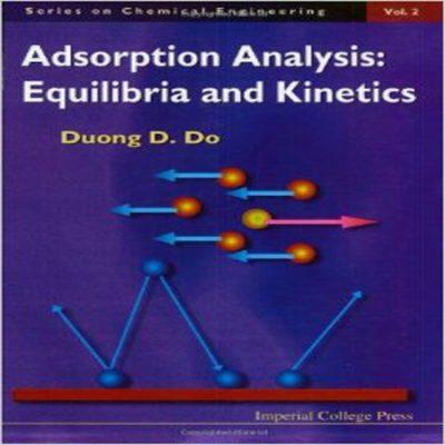 دانلود کتاب جذب سطحی تعادل و سینتیک Adsorption Equilibria and Kinetics