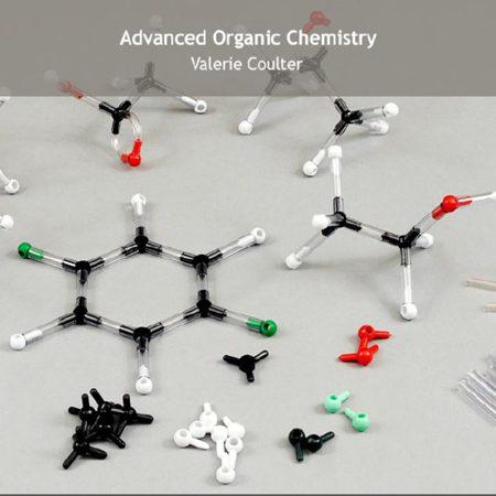 دانلود کتاب شیمی آلی پیشرفته والری کالتر Advanced Organic Chemistry Valerie Coulter