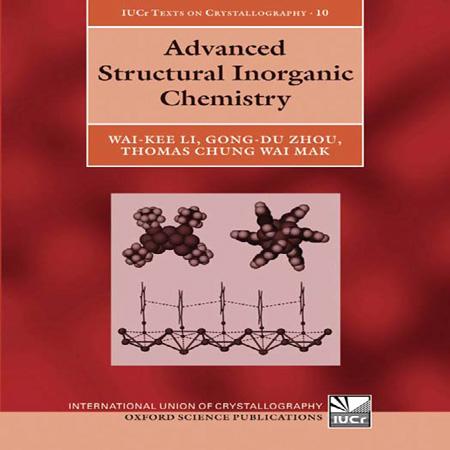 دانلود کتاب شیمی معدنی ساختاری پیشرفته Wai-Kee Li