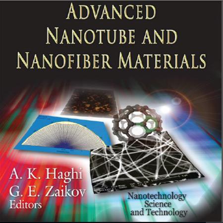دانلود کتاب Advanced Nanotube and Nanofiber Materials نانولوله پیشرفته