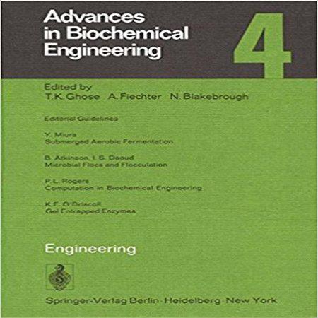 دانلود کتاب پیشرفت در بیوشیمی مهندسی بیوتکنولوژی جلد 4 T. K. Ghose