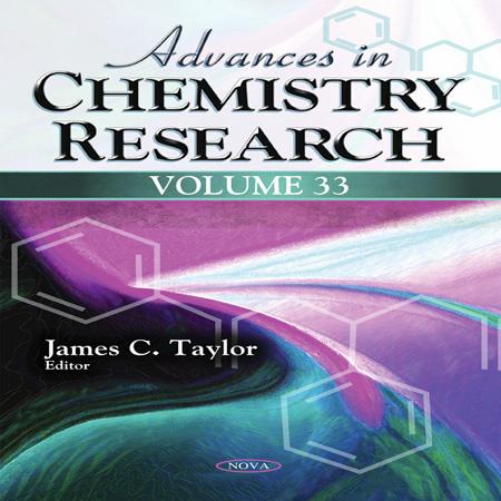کتاب پیشرفت در تحقیقات شیمی جلد 33 James C. Taylor
