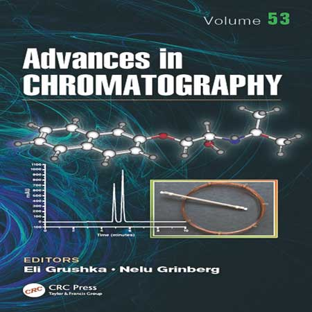 دانلود کتاب پیشرفت در کروماتوگرافی جلد 53 Eli Grushka