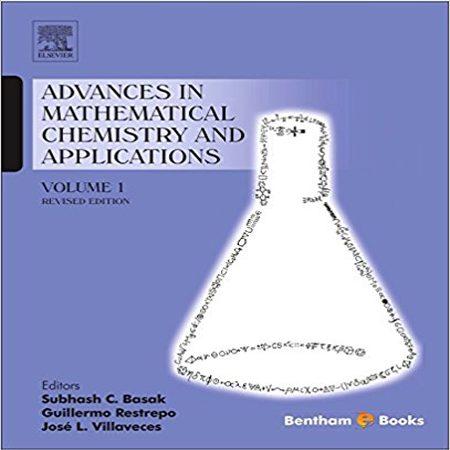 کتاب پیشرفت در شیمی ریاضی و کاربردها جلد ا اول Subhash C. Basak