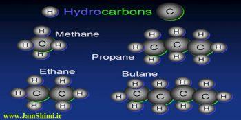 آلکان های گازی ، آلکان های مایع و آلکان های جامد در دمای اتاق چیست؟