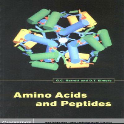 دانلود کتاب Amino Acids and Peptides G. C. Barrett, D. T. Elmore آمینو اسید و پپتیدها