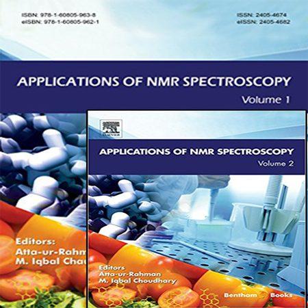 دانلود کتاب کاربردهای طیف سنجی NMR جلد 1 و 2 Atta-ur-Rahman