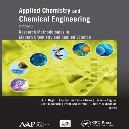 کتاب شیمی کاربردی و مهندسی شیمی جلد 5 پنجم چاپ 2018