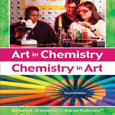 دانلود کتاب Art in Chemistry Chemistry in Art هنر در شیمی ، شیمی در هنر ویرایش 2