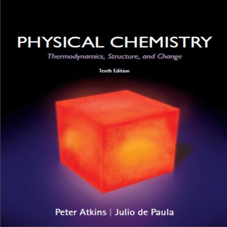 دانلود کتاب شیمی فیزیک اتکینز ویرایش دهم Atkins physical chemistry 10th edition