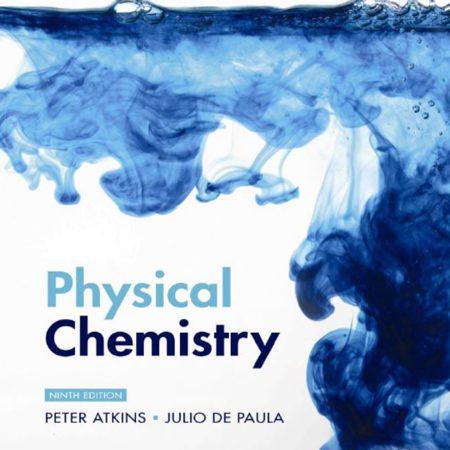 دانلود کتاب شیمی فیزیک اتکینز ویرایش 9