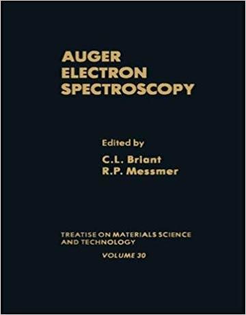 دانلود کتاب طیف سنجی الکترونی اوژه C.L. Briant