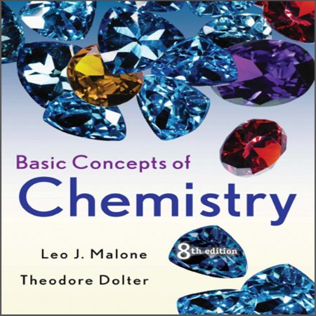 دانلود کتاب مفاهیم پایه و اساسی شیمی عمومی نوشته مالون ، دولتر ویرایش 8 + حل المسائل
