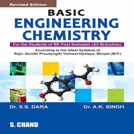 دانلود Basic of Engineering Chemistry کتاب پایه و اصول شیمی مهندسی A K Singh