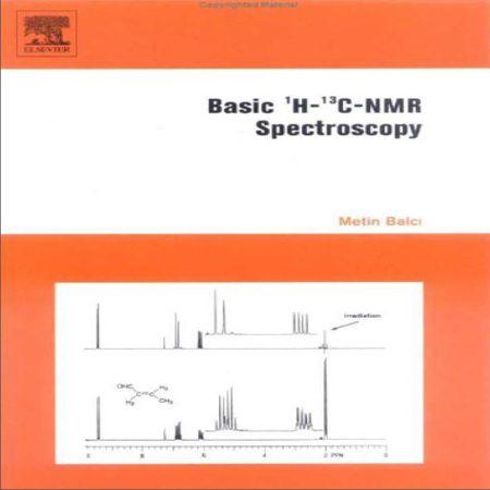 دانلود کتاب Basic 1H and 13C-NMR Spectroscopy مبانی طیف سنجی