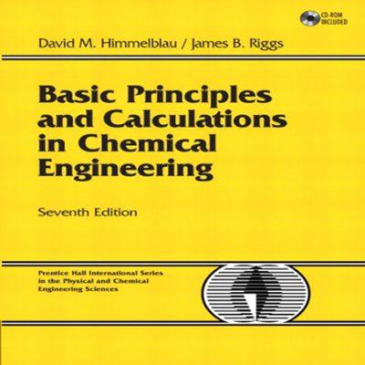 دانلود کتاب موازنه جرم و انرژی مهندسی شیمی هیمل بلاو ویرایش 7