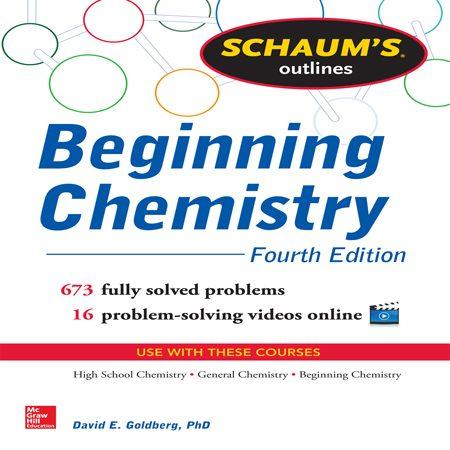 دانلود کتاب شیمی پایه + 763 تمرین و مسئله حل شده ویرایش 4 چهارم Goldberg