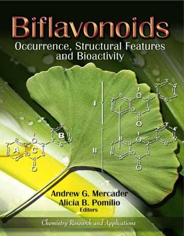 دانلود کتاب بیوفلاونوئید: پیدایش، ویژگی های ساختاری و بیوفیزیکی Andrew Mercader