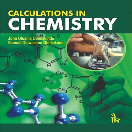 دانلود کتاب محاسبات در شیمی John Olusina Obimakinde