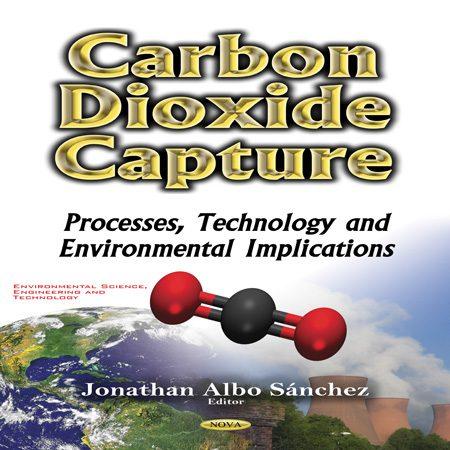 کتاب جذب کربن دی اکسید: فرایندها، تکنولوژی و پیامدهای محیطی Albo Sánchez