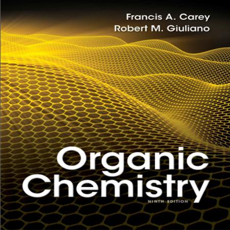 دانلود کتاب شیمی آلی فرانسیس کری ویرایش 9 نهم