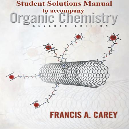 دانلود حل المسائل و تمرین کتاب شیمی آلی کری ویرایش هفتم
