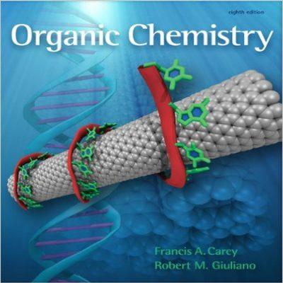 دانلود کتاب شیمی آلی کری ویرایش 8