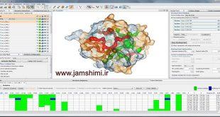 دانلود Caver Analyst 1.0 نرم افزار آنالیز و تجسم تونل ها در ساختار پروتئین ها