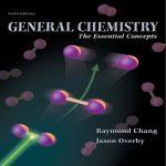 دانلود کتاب General Chemistry Te Essential Concepts شیمی عمومی چنگ ویرایش 6