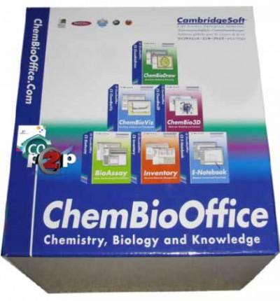 دانلود نرم افزار ChemBioOffice Ultra Suite