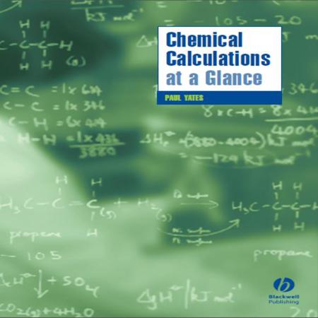 دانلود کتاب محاسبات شیمیایی در یک نگاه تالیف Paul Yates + حل المسائل
