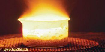 دسته بندی انواع واکنش های گرماده در شیمی