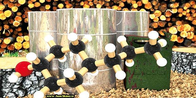 میزان مصرف منابع شیمیایی گوناگون در جهان
