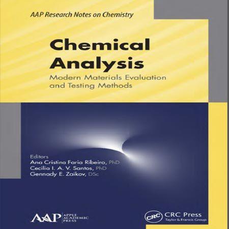 دانلود کتاب آنالیز شیمیایی: روش های مدرن ارزیابی و تست مواد Ribeiro
