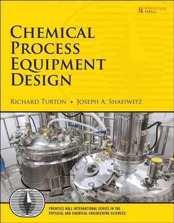 دانلود کتاب طراحی تجهیزات فرایندهای شیمیایی Richard A. Turton