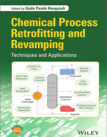 دانلود کتاب بازسازی و اصلاح فرایندهای شیمیایی: تکنیک ها و کاربردها Pandu Rangaiah