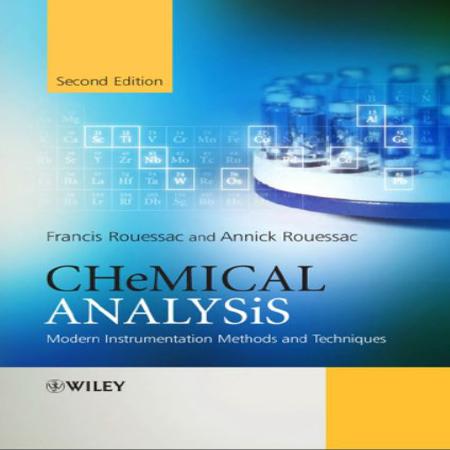 دانلود کتاب تجزیه و تحلیل شیمیایی مدرن ویرایش 2