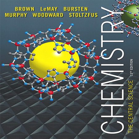 Chemistry: The Central Science 13th Edition کتاب شیمی عمومی Theodore E. Brown