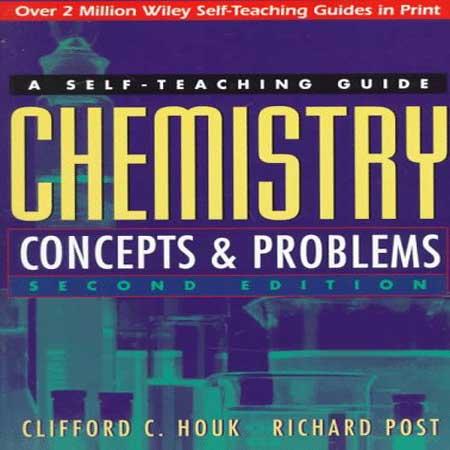 دانلود کتاب شیمی: مفاهیم و سوالات و راهنمای خود آموز ویرایش 2 دوم Clifford C. Houk