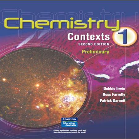 دانلود کتاب Chemistry Contexts 1 شیمی عمومی Debbie Irwin ویرایش 2 دوم