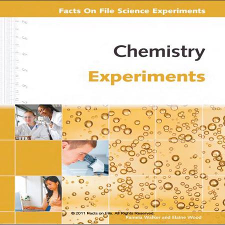 دانلود Chemistry Experiments کتاب آزمایش های شیمی Pamela Walker
