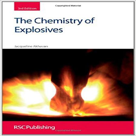 دانلود کتاب شیمی مواد منفجره ویرایش 3 سوم