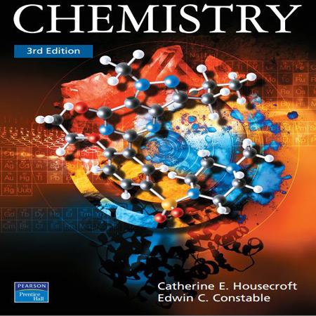 دانلود کتاب شیمی : مقدمه ای بر شیمی آلی ، معدنی و شیمی فیزیک هوس کرافت ویرایش 3