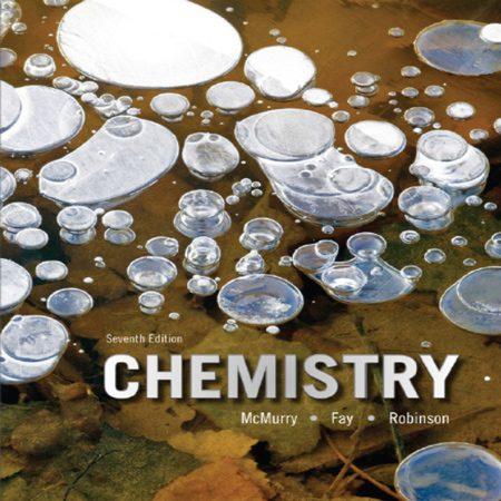 دانلود کتاب شیمی عمومی مک موری ویرایش 7 هفتم Chemistry 7th Edition McMurry