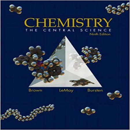 دانلود کتاب شیمی: علم مرکزی ویرایش 9 نهم برون Theodore L. Brown