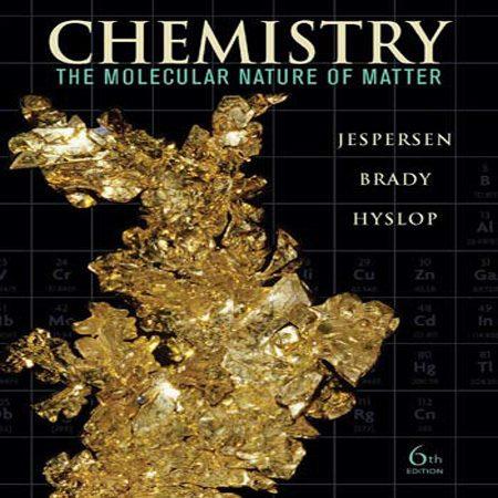 کتاب شیمی عمومی: ماهیت مولکولی ماده ویرایش 6 ششم جسپرسن Neil D. Jespersen